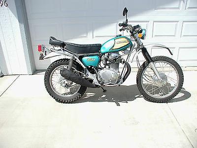 Honda : Other 1973 honda sl 350 k 2 original owner 3 470 original miles new tires battery