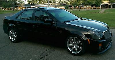 Cadillac : CTS CTS V 2005 cadillac cts v ctsv cts v