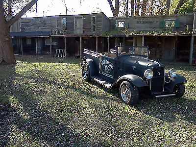 Ford : Other Pickups 1934 ford custom roadster pickup truck