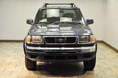 Nissan : Frontier SE 2000 nissan frontier 4 wd crew only 58 k one of kind