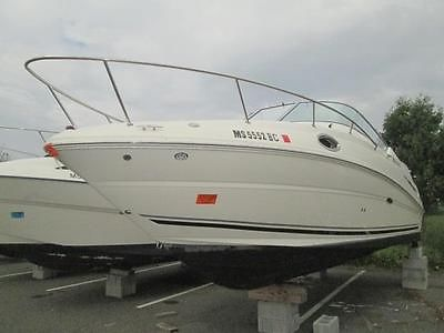 2007 Searay 240 Sundancer