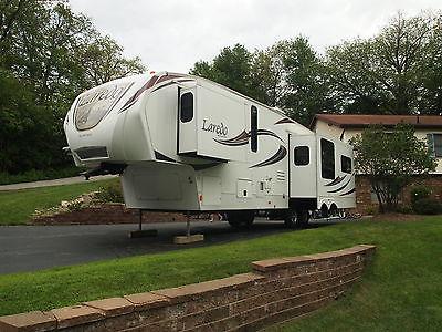 2011 keystone laredo 310re 5th wheel travel trailer
