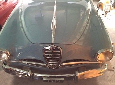 Alfa Romeo : Other 1900 super alfa romeo 1900 super (4door)