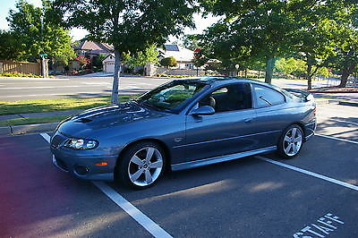 2005 pontiac gto for sale cars for sale. Black Bedroom Furniture Sets. Home Design Ideas