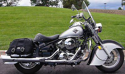 Kawasaki Drifter Indian script front fender decals