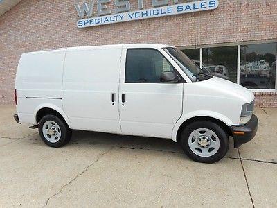Chevrolet : Astro Cargo Van 2004 chevrolet astro van cargo work super low miles