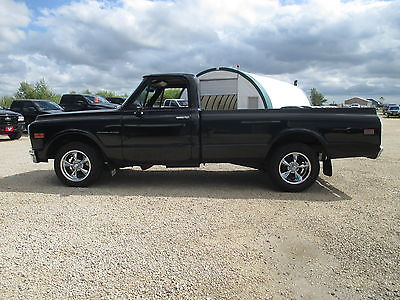 Chevrolet : C-10 1971 chevrolet c 10 big block