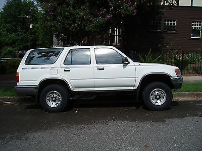 1992 toyota 4 runner cars for sale. Black Bedroom Furniture Sets. Home Design Ideas