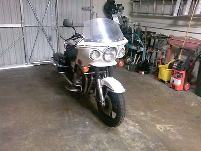 Kawasaki Kz 1000 Police Motorcycles For Sale