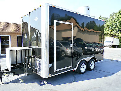 2013 Chasonys 81/2 X 14 Concession Trailer