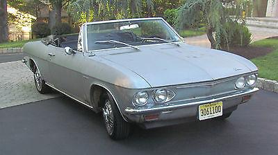Chevrolet : Corvair Corsa 1965 corvair corsa 180 convertible