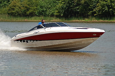 RINKER 262 SS  LOADED 496 HO 65MPH *HD PICS* ONLY 130 HRS