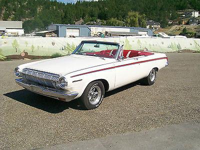 Dodge : Other 440 1963 dodge 440 convertible mopar max wedge