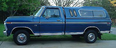 Ford : F-100 Ranger 1973 ford f 100 ranger
