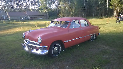 Ford : Other Custom 1950 ford custom 4 door