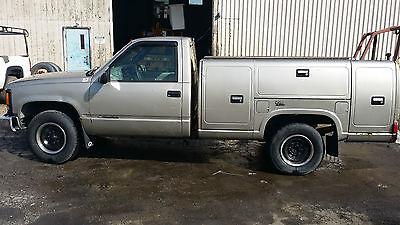 Chevrolet : C/K Pickup 2500 2000 chevrolet c k 2500 utility body