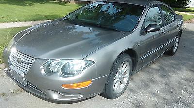 Chrysler : 300 Series Base Sedan 4-Door 1999 chrysler 300 m 3.5 l high output autostick looks runs and drives great