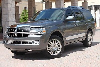 Lincoln : Navigator Base Sport Utility 4-Door 2013 lincoln