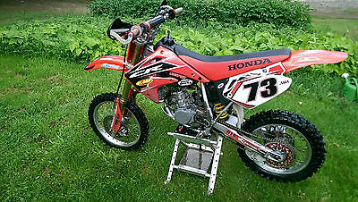 2005 HONDA CR85R DIRTBIKE