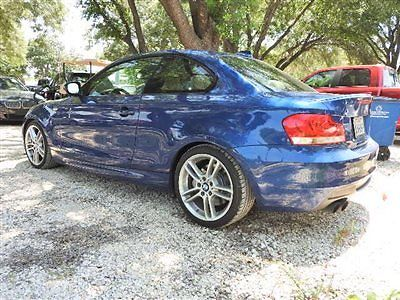 BMW : 1-Series 135i 1 series bmw 135 i coupe m sport low miles 2 dr manual gasoline 3.0 l straight 6