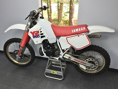 1987 yz 250 motorcycles for sale for Yamaha dealer garner nc