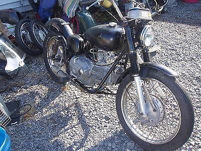 Harley-Davidson : Other Aermacchi  SX ST  Sprint  Harley Davidson  250   1967