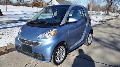 Smart : Fortwo Passion 2013 smart fortwo passion leather panoramic roof