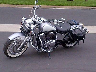Honda Shadow Aero Motorcycles For Sale