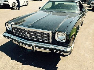 Chevrolet : El Camino SS El Camino SS