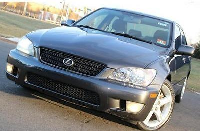 Lexus : IS Base 4dr Sedan 2001 lexus is 300