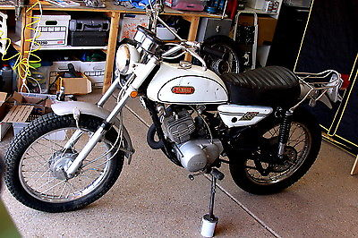 Yamaha : Other 1969 at 1 enduro 125 cc