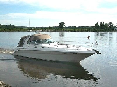 40' 2000 Sea Ray Sundancer