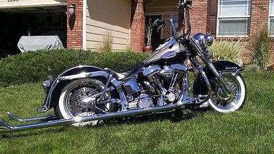 harley davidson heritage softail lowrider motorcycles for sale. Black Bedroom Furniture Sets. Home Design Ideas