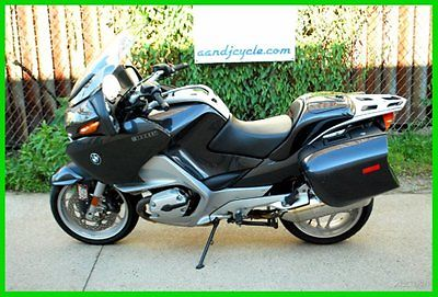 BMW : R-Series 2006 bmw r 1200 rt fully loaded with corbin smuggler seat