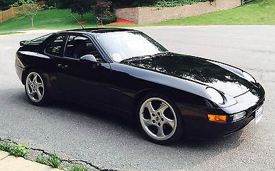 Porsche : 968 Base Coupe 2-Door 1992 porsche 968 base coupe 2 door 3.0 l