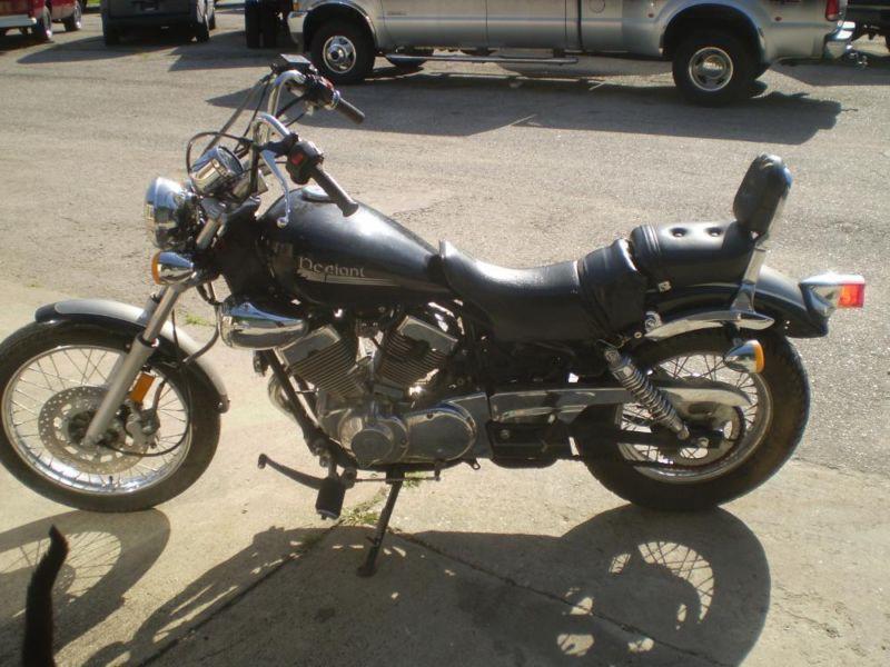 2003 DEFIANT MOTORCYCLE