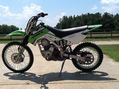 Kawasaki : KLX 2012 kawasaki klx 140 l great condition