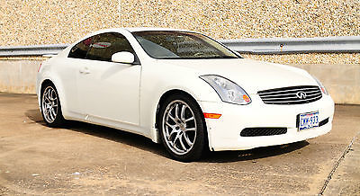 Infiniti : G35 G35 Coupe 2005 infiniti g 35 coupe auto 195 k mi clean loaded nav hid
