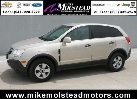 saturn vue iowa cars for sale. Black Bedroom Furniture Sets. Home Design Ideas