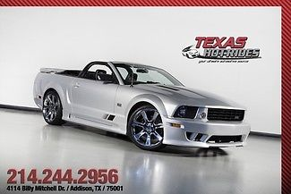 Ford : Mustang Saleen S281-SC Supercharged 2006 ford mustang saleen s 281 sc supercharged s 281 sc gt cobra gt 500 shelby