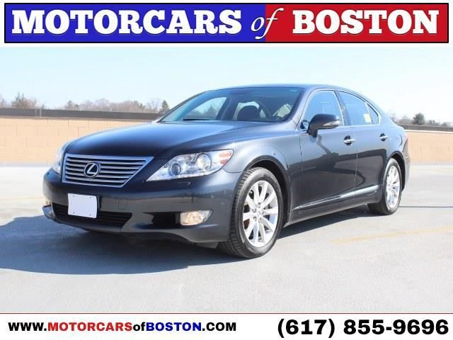 Lexus : LS 4dr Sdn AWD 2011 lexus ls 460 awd only 38 k miles make your offer