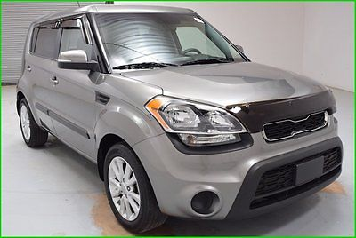 Kia : Soul + 4x2 Hatchback  Cloth int Aux USB, 1 Owner Carfax FINANCING AVAILABLE!! 37870 Miles Used 2013 Kia Soul Plus 2L I4 FWD Hatchback