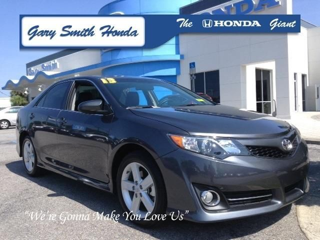 2013 toyota camry se sedan 4d cars for sale. Black Bedroom Furniture Sets. Home Design Ideas