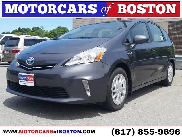 Toyota : Prius Prius V Wag 5dr Wgn Thre 2012 toyota prius v wag with only 18 k miles make an offer
