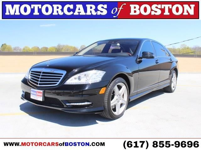 Mercedes-Benz : S-Class 4dr Sdn S550 2010 mercedes s 550 4 matic amg wheels p 02 dynamic seats only 44 k miles