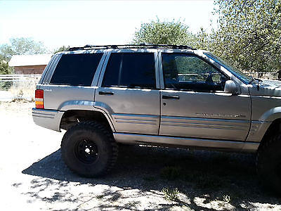 Jeep Grand Cherokee 59 Limited Cars For Sale