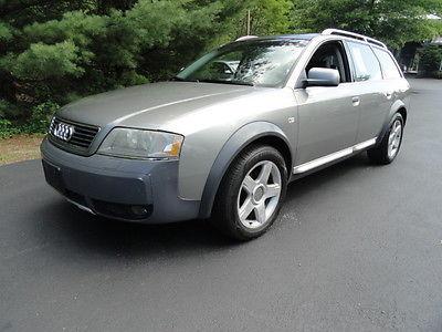Audi : Allroad Base Wagon 4-Door 2004 audi allroad quattro awd wagon 4 door 2.7 l