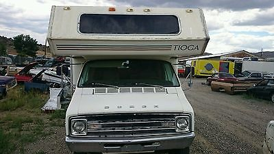 1978 Dodge Motorhome RVs for sale