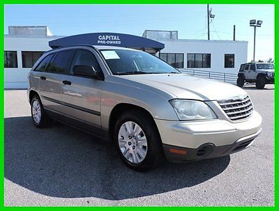 Chrysler : Pacifica 2006 used 3.5 l v 6 24 v automatic fwd suv