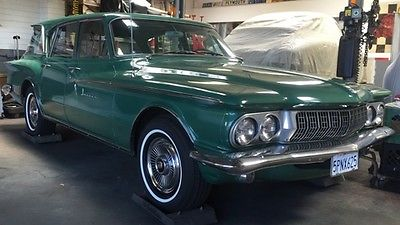 Dodge : Lancer Lancer 770 Wagon 1962 dodge lancer 770 model station wagon push button transmission v 8 la built